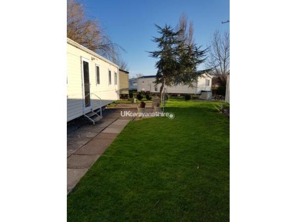 Caravan Hire 3 Bedroom Static Caravan At Butlins In Minehead