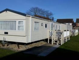 East of England North Shore Holiday Park 1177
