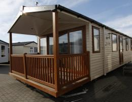 North Wales Golden Gate Caravan Park 1368