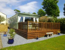 Cumbria West View Caravan Park 1558