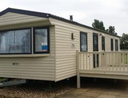 East of England Butlins Skegness Caravan Village 3896