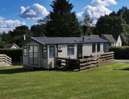 South and West Wales Starre Gorse Holiday Park 4171