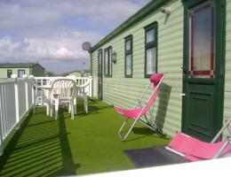 North Wales Greenacres Holiday Park 4616