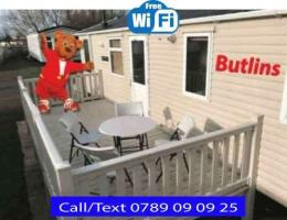 East of England Butlins Caravan Village 6728