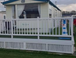 North Wales Lido Beach Holiday Park 7284