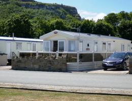 North Wales The Beach Caravan Park 7702