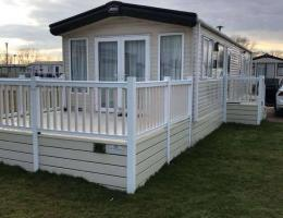 Yorkshire Flamingoland Holiday Park 8950