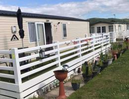 North Wales Lido Beach Holiday Park 9667