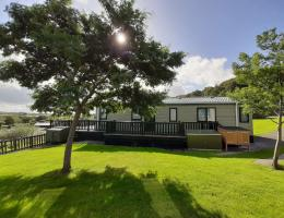 Cornwall White Acres Holiday Park 9834