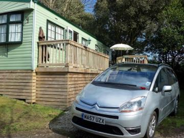 Cornwall St Minver Holiday Park