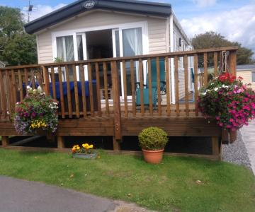 South and West Wales Lydstep Beach Holiday Village 9461