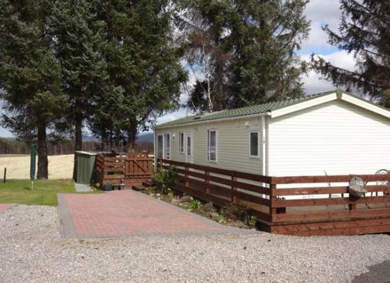 ref 1024, Boat of Garten Holiday Park, Boat Of Garten, Morayshire