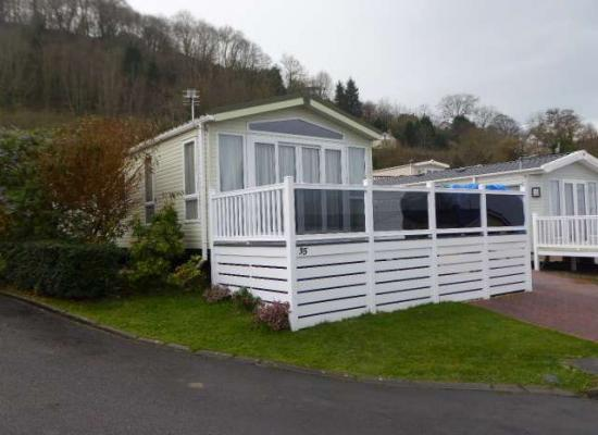 ref 10301, Quay West Holiday Park, New Quay, Ceredigion