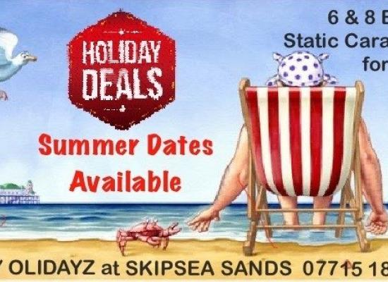 ref 10303, Skipsea Sands Holiday Park, Driffield, East Yorkshire
