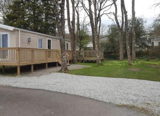 ref 10506, St Minver Holiday Park, Nr. Rock, Cornwall