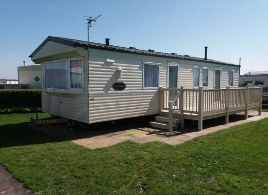 ref 10526, North Shore Holiday Park, Skegness, Lincolnshire