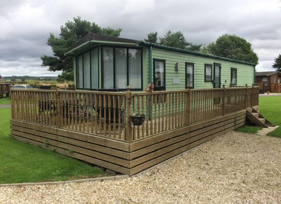 ref 10652, Upper Carr Caravan Park, Pickering, North Yorkshire