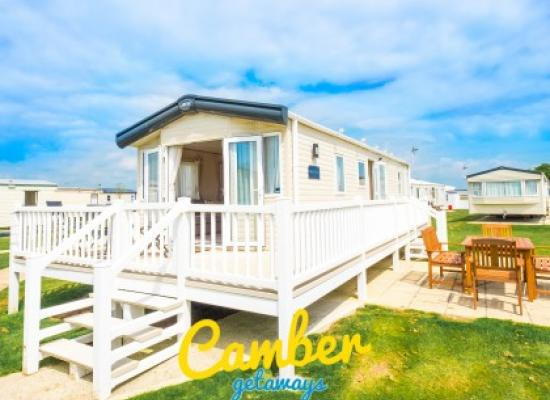 ref 1087, Camber Sands Park Resorts, Rye, East Sussex