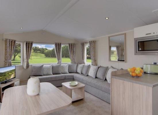 ref 1090, Crows Nest Caravan Park, Filey, North Yorkshire