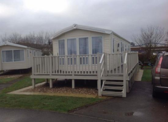ref 111, Reighton Sands Caravan Park, Filey, North Yorkshire