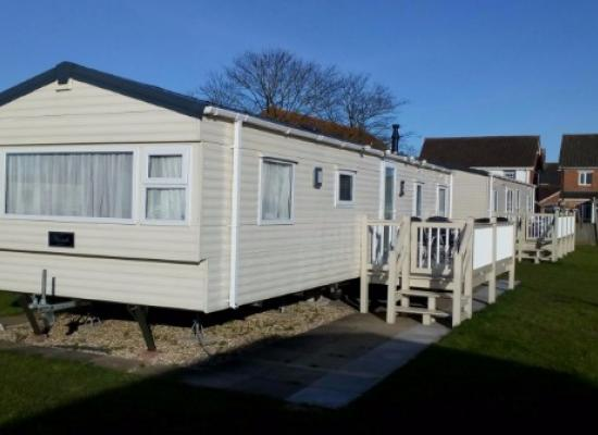 ref 1177, North Shore Holiday Park, Skegness, Lincolnshire