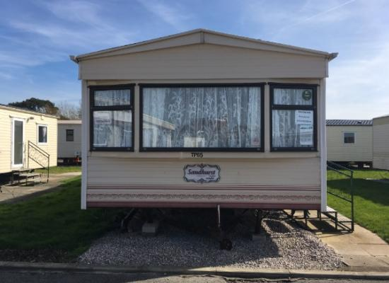 ref 1294, Newton Hall Holiday Park, Blackpool, Lancashire