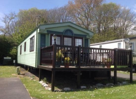 ref 1346, Lydstep Haven Holiday Park, Tenby, Pembrokeshire