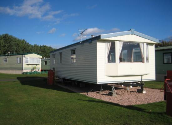 ref 146, Elie Holiday Park, Leven, Fife