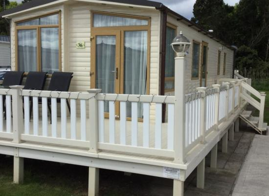 ref 1511, Cayton Bay Holiday Park, Scarborough, North Yorkshire