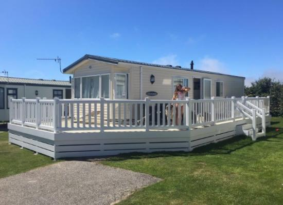 ref 1550, Newquay Holiday Park, Newquay, Cornwall