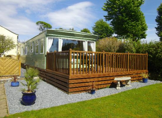 ref 1558, West View Caravan Park, Kendal, Cumbria