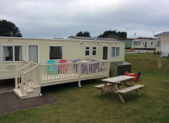 ref 1624, Newquay Holiday Park, Newquay, Cornwall