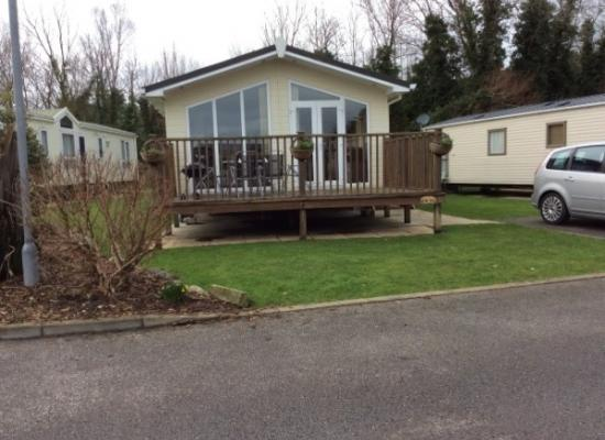 ref 1642, Par Sands Holiday Park, St Austell, Cornwall