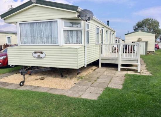 ref 1727, North Shore Holiday Centre, Skegness, Lincolnshire