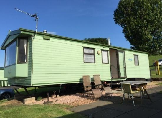 ref 1877, St Andrews Holiday Park, St Andrews, Fife