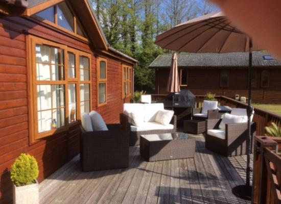 ref 1936, St Minver Holiday Park, Nr. Rock, Cornwall
