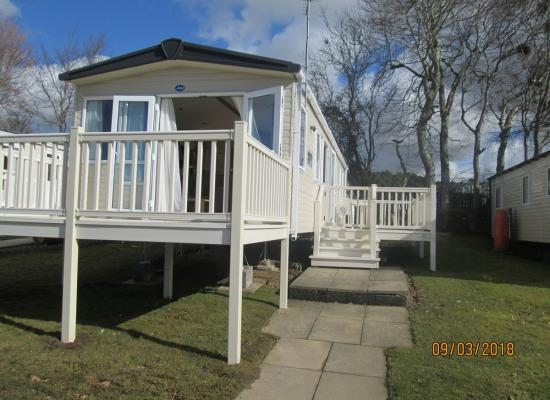 ref 2035, Sundrum Castle Holiday Park, Ayr, Ayrshire
