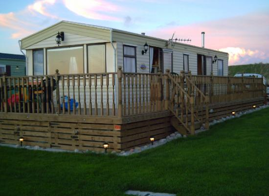 ref 2093, South End Caravan Park, Barrow-in-Furness, Cumbria