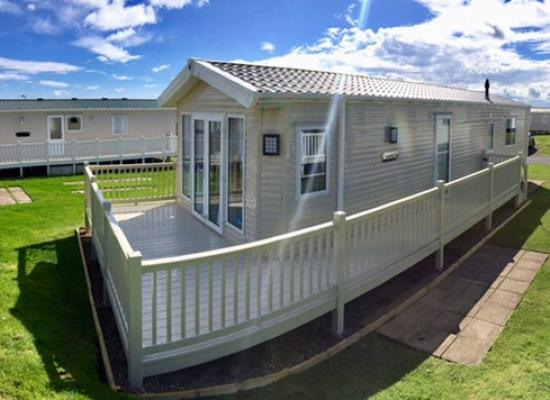 ref 2132, Berwick Holiday Park, Berwick-upon-Tweed, Northumberland