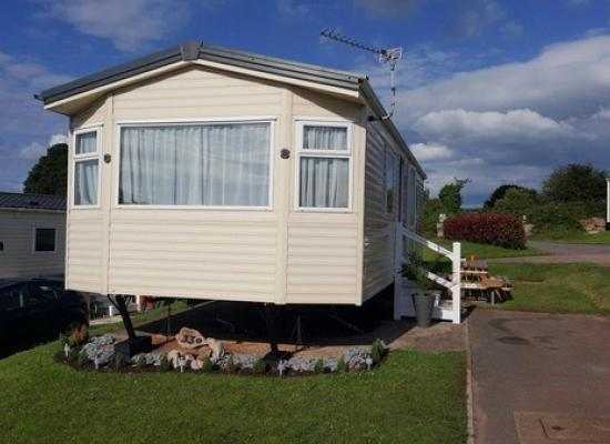 ref 2261, Beverley Bay Holiday Park, Paignton, Devon