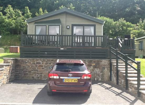 ref 2332, White Acres Holiday Park, Newquay, Cornwall