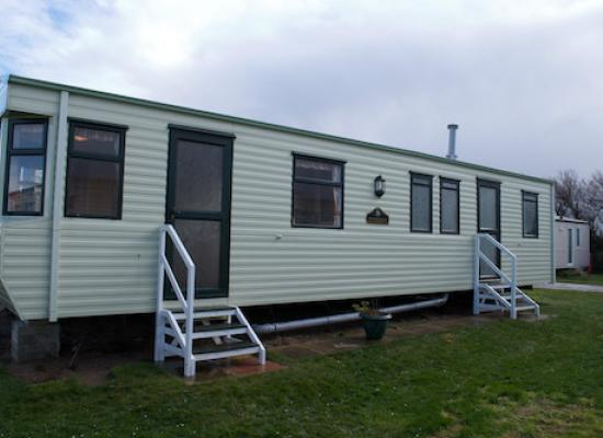 ref 2408, Harlyn Sands Holiday Park, Padstow, Cornwall