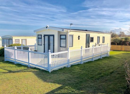 ref 2476, Trimingham House Caravan Park, Norwich, Norfolk