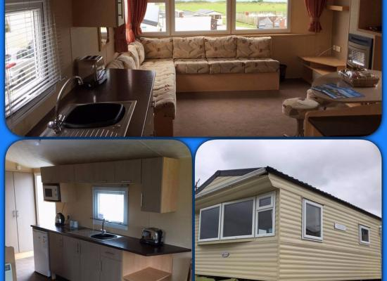 ref 2554, Reighton Sands Holiday Park, Filey, North Yorkshire