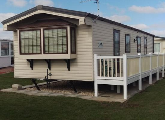 ref 2796, Towervans Holiday Park, Mablethorpe, Lincolnshire