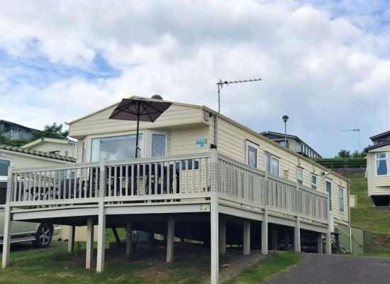 ref 282, Devon Cliffs, Exmouth, Devon (South)