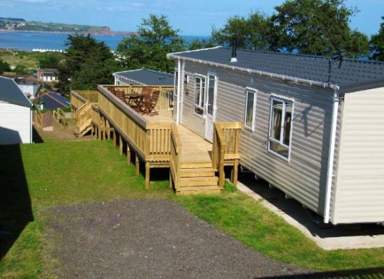 ref 2868, Oakcliff Holiday Park, Dawlish, Devon