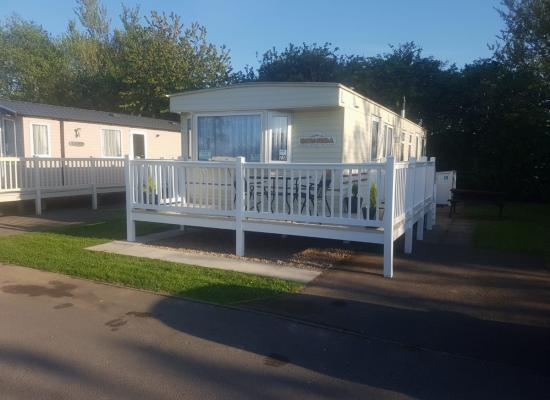 ref 2876, Thorpe Park, Cleethorpes, Lincolnshire