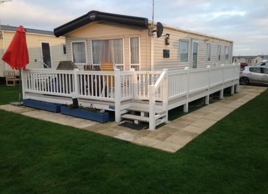 ref 2937, Coopers Beach Holiday Park, Colchester, Essex