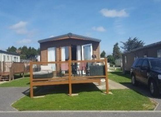 ref 3056, Par Sands Holiday Park, St Austell, Cornwall